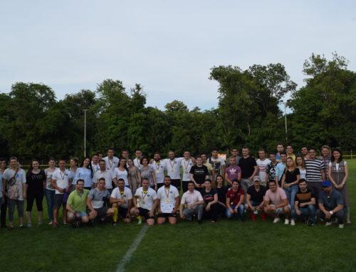 Campionatul Național Universitar de Rugby  editia 2017, Bucuresti 06-07 iunie 2017