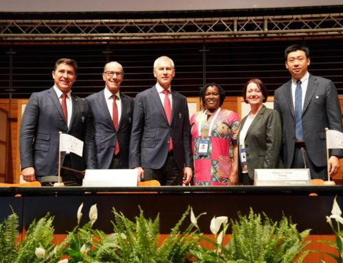 Adunarea Generala FISU (15-17 noiembrie 2019/Torino, Italia)